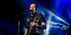 Volbeat live at Ford Amphitheatre at Coney Island Boardwalk on August 8th, 2016 - http://myglobalmind.com/2016/08/13/volbeat-live-ford-amphitheatre-coney-island-boardwalk-august-8th-2016/
