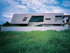 Equilibrium House,© Spaceshift Studio