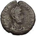 Magnus Maximus 383AD Authentic Ancient Roman Coin Military camp gate i52816