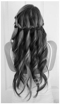 Wondrous 1000 Images About Hair On Pinterest Prom Hair Styles Half Up Short Hairstyles For Black Women Fulllsitofus