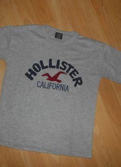 Kaufe meinen Artikel bei #Mamikreisel http://www.mamikreisel.de/kleidung-fur-jungs/kurzarmelige-t-shirts/30276747-t-shirt-gr-146-152-hollister-guter-zustand