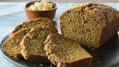 Garden full of zucchini? Make bread. You can have it in the oven in 15 minutes, and you can store it in the freezer for a couple of months.