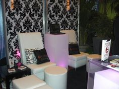 receptions with lounge furniture | Wedding Reception Lounge Spaces