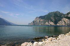 Lago di Garda - widok z Torbole