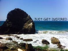 Just get inspired