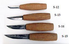 carving knife, sloyd knife