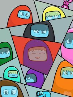 Los mejores 24 Fondos de Pantalla de Among Us listos para descargar Spirit Fanfics, Cool Pokemon Cards, Iphone Logo, Epic Pictures, Subway Surfers, Animal Jam, Picture Logo, Amon, Drawing Lessons
