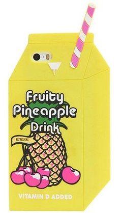 SKINNYDIP ( スキニーディップ ) ロンドン の ファッショナブル パイン iphoneケース Pineapple juice IPHONE 6 6s シリコン パイナップル ジュース アイフォン シックス ケース iphone6 iphone6s 保護シート ゲット 海外 ブランド Skinnydip http://www.amazon.co.jp/dp/B016Q5W8QG/ref=cm_sw_r_pi_dp_7lyWwb07WNFC8