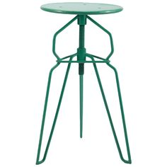 Isabelle Stool in Turquoise