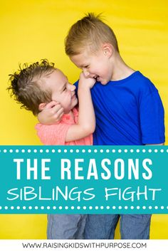 How to get siblings to stop fighting by traching conflict resolution skills. #raisinghappykids #positiveparentingtips #fighting Sibling Relationships, Strong Relationship, Conflict Resolution Skills, Sibling Fighting, Science Daily, Conflict Management, Sensory Integration, Boys Playing, Character Development