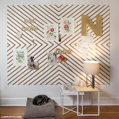 DIY Corkboard Graphic - organize your office or creative space