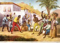 Capoeira Bahia/Brasil
