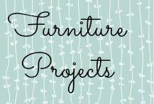Furniture projects cover