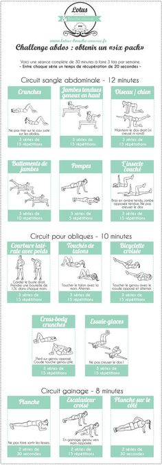 Challenge ventre plat « Six Pack – Flat belly challenge «Six Pack – Six Pack Challenge, Bikini Challenge, Flat Belly Challenge, Body Challenge, Workout Challenge, Fitness Workouts, Fitness Motivation, Yoga Fitness, Sport Motivation