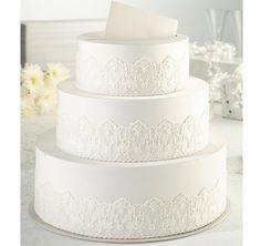 Wedding Cake Card Box - bjl