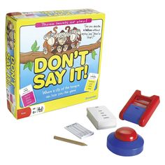 Don't Say It!