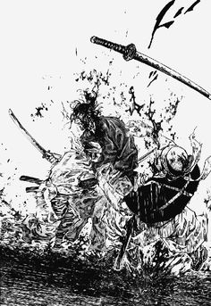 Vagabond Heaps - Read Vagabond Heaps Manga Scans Page 1 Free and No Registration required for Vagabond Heaps Heaps Manga Anime, Vagabond Manga, Arte Ninja, Samurai Artwork, Miyamoto Musashi, Peace Art, Anime Kunst, Manga Artist, Character Design Animation