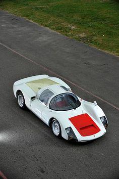 Porsche type 906 Carrera - 1966