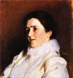 Mrs. Charles Fairchild, 1887  John Singer Sargent