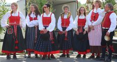 Delsbo, Bjuråker och Forsa Folk Costume, Costumes, Folklore, Sweden, Traditional, My Favorite Things, Style, Fashion, Swag