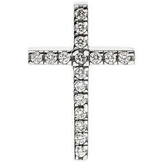 "Dreambase Damen-Anhänger Kreuz ""Kreuz"" W SI wesselton 14 ... https://www.amazon.de/dp/B01HC91HPS/?m=A105NTY4TSU5OS"