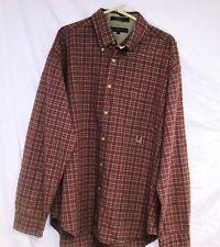 Tommy Hilfiger Button Down Shirt, Long Sleeve XL