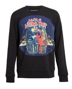 BALENCIAGA   Sphinx Cotton Sweatshirt