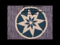 Step-by-Step Snowflake Tapestry Crochet Base - Part 2 - YouTube