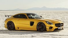 Here's How Incredible A Mercedes-AMG GT Black Series Would Look