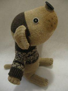Rafferty ©2008 SW Hsu - sock dog