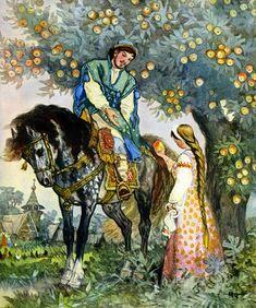Russian Fairy Tales - Fairy Tales & Fables Photo (31394154) - Fanpop ...