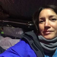 Staying toasty roasty at camp. Such amazing, dedicated souls here at #StandingRock. Please support them any way you can! ❤️ https://www.crowdrise.com/jennifer-beals-birthday-wish #NoDAPL #DAPL