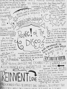Panic! At The Disco Lyrics
