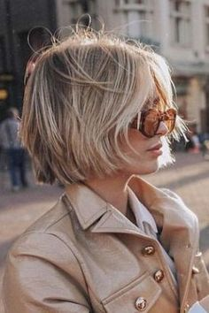 20 Adorable Hairstyle You Can Copy Now - # Adorable . - 20 adorable hairstyle that you can copy now – # adorable copy – hairstyles ideas wom - Medium Hair Styles, Curly Hair Styles, Corte Y Color, Grunge Hair, Pretty Hairstyles, Hairstyle Ideas, Blonde Bob Hairstyles, Bangs Hairstyle, Ball Hairstyles