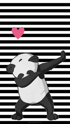 Panda Panda Icon, Panda Art, Cute Panda Wallpaper, Animal Wallpaper, Panda Wallpapers, Cute Wallpapers, Kawaii Panda, Baby Elephant Drawing, Adult Coloring Book Pages