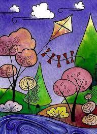 pinturas naive - Buscar con Google