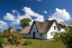 Island Sylt   Das älteste Reetdachhaus in Keitum