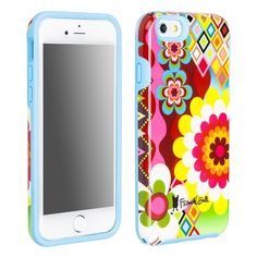 iPhone 6/iPhone 6s Dual Layer Protective Cover by French Bull - Mosaic | WITHit