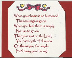 NEW ITEMBurdened Heart Inspirational CardsSet of 10 by inkieannie, $8.50