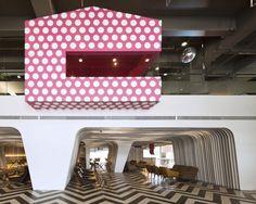 Bangkok University Lounge  Supermachine Studio