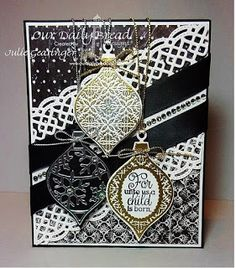 ODBDSLC257 Our Daily Bread Designs Stamp set: Elegant Embellishments, Our Daily Bread Designs Custom Dies: Beautiful Borders, Elegant Embellishments, Our Daily Bread Designs Paper Collection: Chalkboard