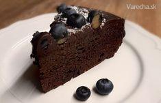 Fazuľová fit torta