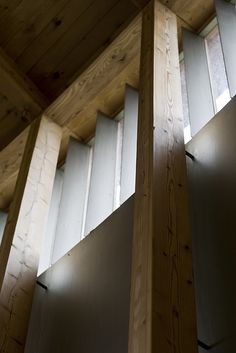 Church San Benedetg, Peter Zumthor