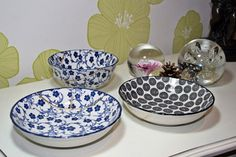 TO GIVE A GIFT Kintsugi, Bowls, Plates, Tableware, Kitchen, Gifts, Serving Bowls, Licence Plates, Dishes
