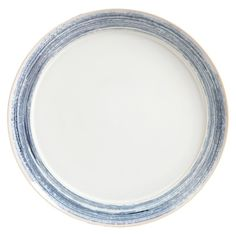 Threshold™ Preston Denim Stoneware Dinner Plate  sc 1 st  Pinterest & 14 Beautiful and Inexpensive Dinner Plates by Amy Suardi: REACTIVE ...