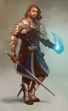 Fantasy Character Design, Character Concept, Character Inspiration, Character Art, Fantasy Male, Fantasy Armor, Medieval Fantasy, D D Characters, Fantasy Characters