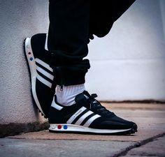 Adidas La Trainer Damen Silber buc it