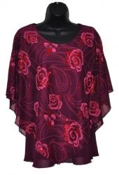 Group orders please call or email. Poncho Tops, Burgundy, Plus Size, Elegant, Rose, How To Make, Fashion, Classy, Moda