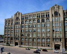Detroit's Cass Tech High School 2005