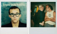 Keith Haring and Andy Warhol. Haring at the deYoung until Feb 16/15